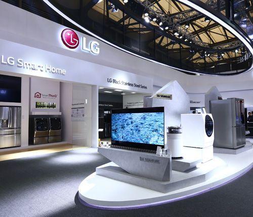 LG 智能家居