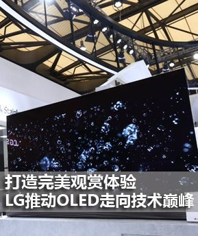 LG电子推动OLED走向电视技术巅峰