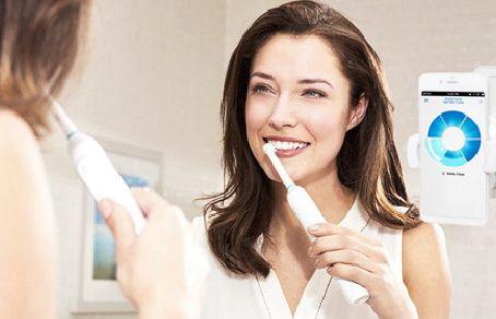 吃货福利?智能电动牙刷
