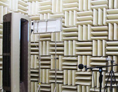 【聚焦云鼎72小时】AC声学中心见证云鼎空调噪音远低于行业标准数值