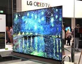史上最薄电视LG G6