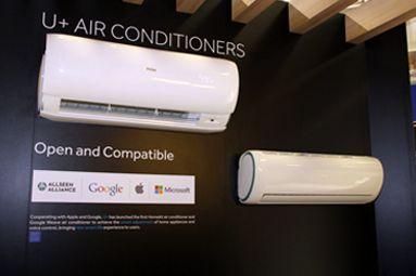 海尔展Homekit和Tundra空调