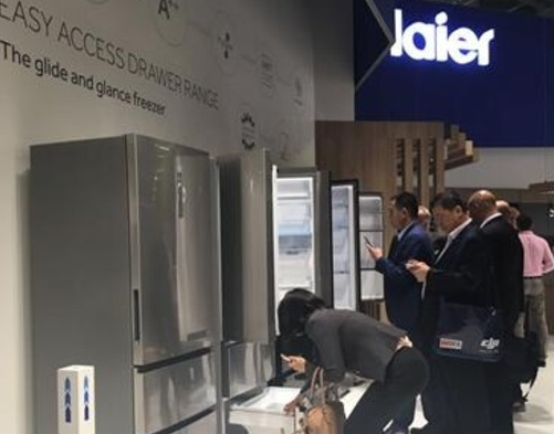 海尔冰箱IFA展获2项年度创新奖