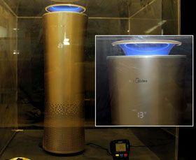 美的A11空气净化器好用吗?五组数据给你答案