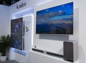 乐视发全球首款无边框分体电视