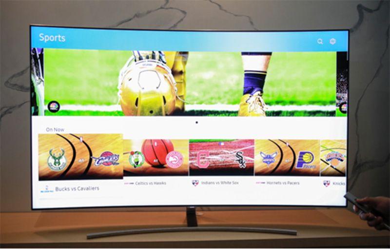 三星CES智能电视服务升级,找到合适内容so easy!