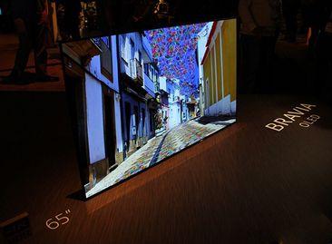 索尼A1E系BRAVIA OLED电视