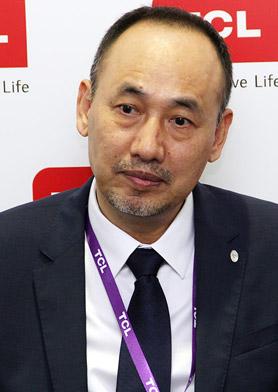 TCL多媒体CEO 薄连明