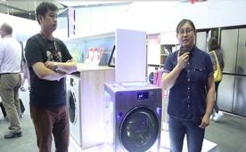 IFA2017 TCL洗衣机新品介绍