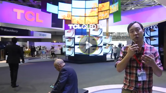2017IFA展TCL电视新品报道