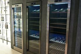 卡萨帝固态制冷酒柜