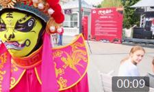 中国传统艺术惹火莫斯科