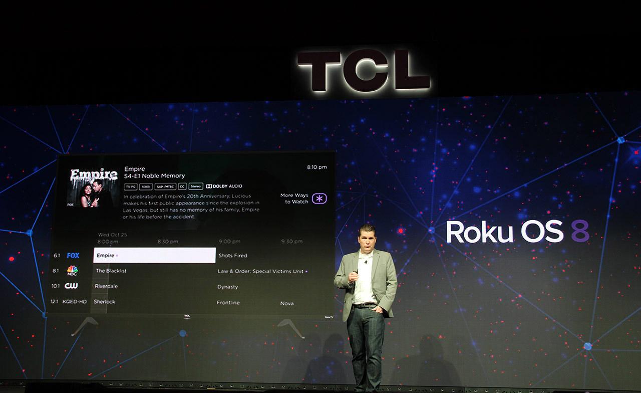 CES直击:TCL澳门博彩官网北美挺进前三,屏+环保更显大国风范