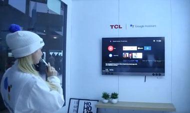 CES视频直击:TCL 2018春季新品大曝光