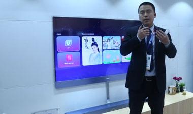 CES视频直击:海尔智慧家庭推成套解决方案