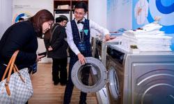 TCL免污式滚筒洗衣机新品