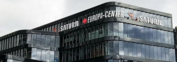 "TCL电子""邂逅""Saturn,德国旗舰卖场见证中国力量"