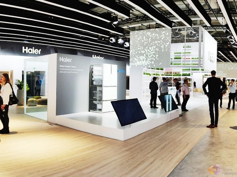 IFA 2018:海尔五大展区现场图赏