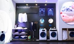 TCL免污式洗衣机