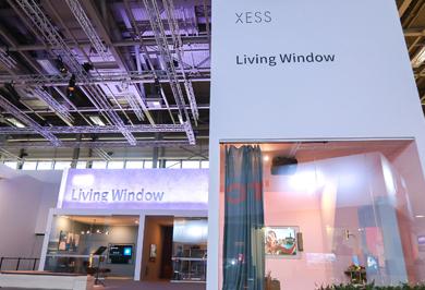 XESS浮窗全场景TV首次亮相2018IFA