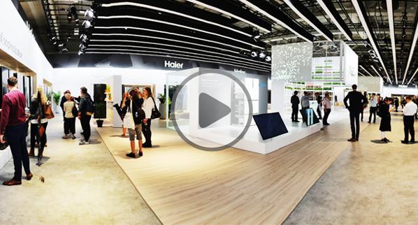 IFA 2018,海尔VR视频