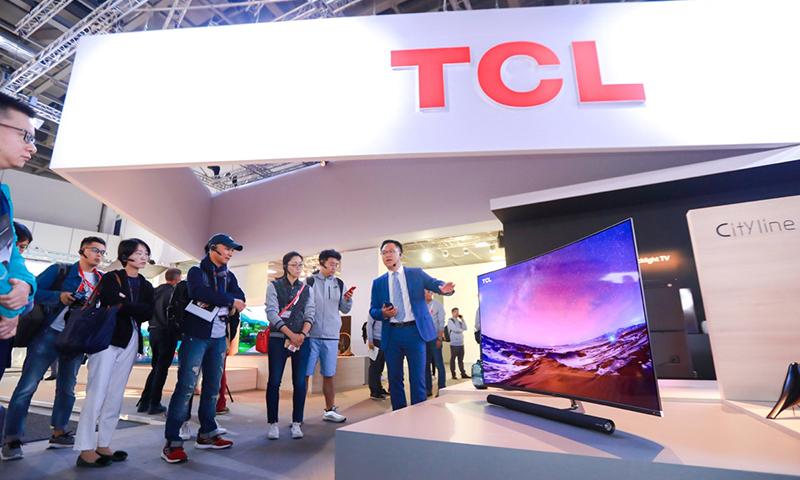 """IFA:探展TCL澳门博彩官网,解锁品质生活的正确""""开启""""姿势"""
