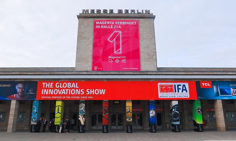 IFA 2018:中国黑科技广受赞誉,斩获多项大奖