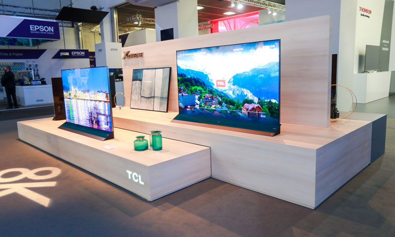 盘点IFA 2018电视新品,对未来有什么启示?