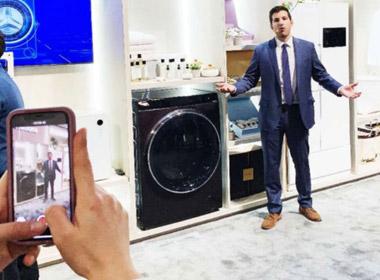 卡萨帝纤见PLUS洗衣机