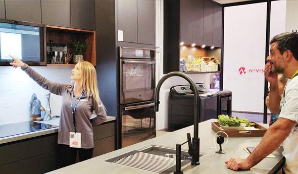 GEA 智慧厨房套系