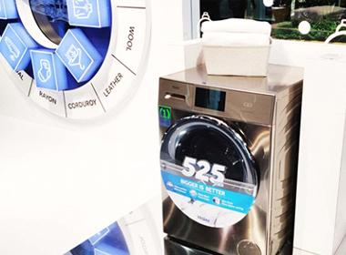 洗衣机换新:定制洗衣,洗衣机不止是能把衣服洗净怎么简单