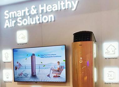 空调换新:注重制冷/热效果,更要关注舒适健康