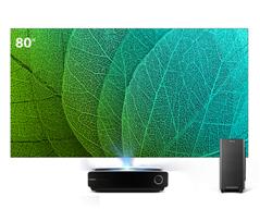海信80L5D激光电视
