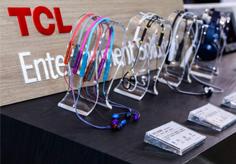 TCL条形音箱和耳机首发