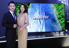 三星QLED 8K电视国内震撼首发