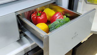 美的果蔬除农残冰箱