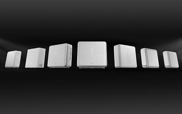 重磅发布多个型号的M系净水机