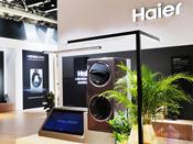聚焦海尔IFA展台:零距离接触黑科技