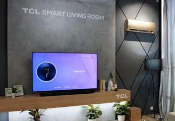 TCL C10双屏QLED TV
