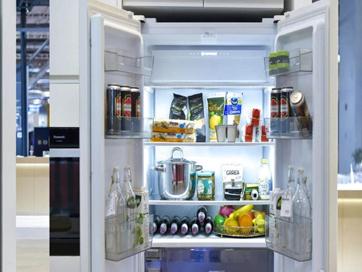 松下NR-W461纤雅自由嵌入系列新品冰箱