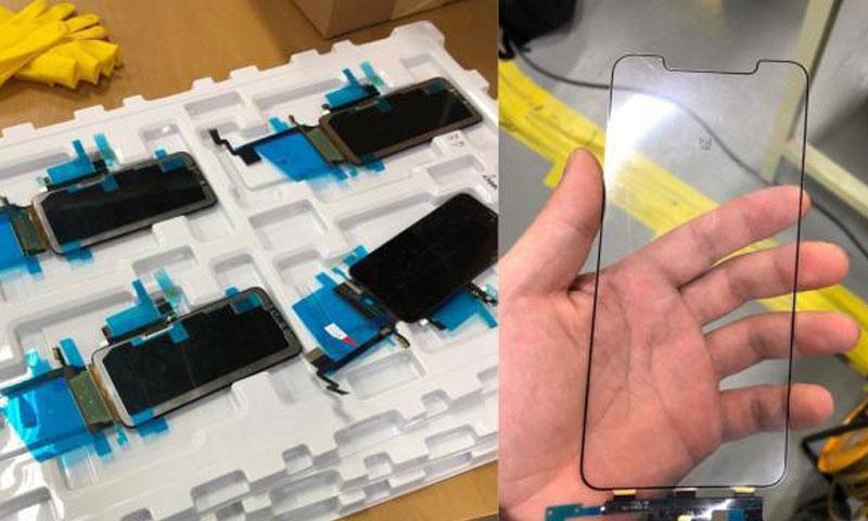 科技早闻:2018新iPhone谍照曝光,群创掀液晶面板专利战